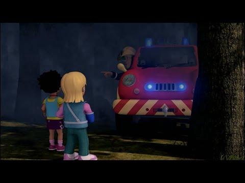 Sam le pompier S4/EP25 - Le trésor de Phil le pirate