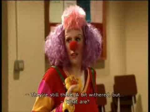 Catherine Tate/Lady Clown
