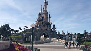 Disneyland Paris Cast Member Preview Day 12 July 2020