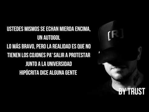 RESIDENTE | MIL DISCULPAS | TIRAERA PA...