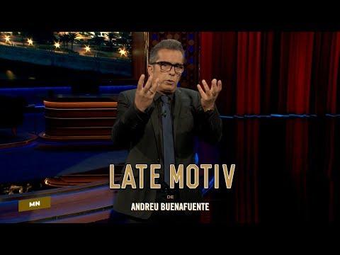 "LATE MOTIV - Monólogo de Andreu Buenafuente. ""Murcia News"" | #LateMotiv397"
