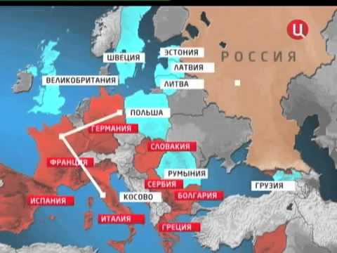 Геополитические перспективы России