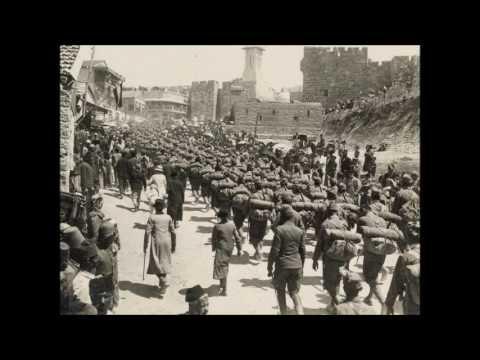 Ottoman Army 1800-1920 | Rare Videos