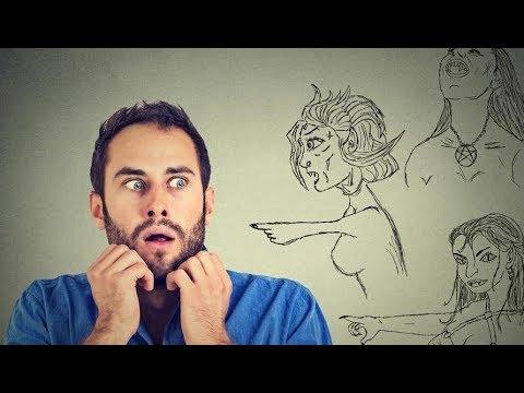 Как перебороть страх общения с девушкой