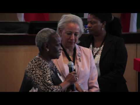 East West & Africa - Women In Business / Rustenburg, South Africa 2015
