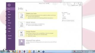 InfoPath 2013 Tutorial - InfoPath and SharePoint Workflows - June 27, 2013 Webinar