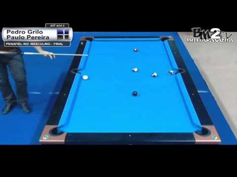Penafiel Individual Masculino- Final Pedro Grilo vs Paulo Pereira