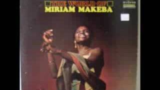Miriam Makeba- Forbidden Games