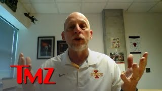 NASA Astronaut Clayton Anderson Sees Potential in Donald Trump's Space Force | TMZ
