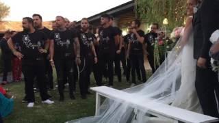 boda Iván y vero los cobardes Martínez ares
