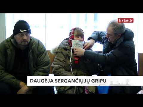 Gripo Epidemija Sparčiai Plečiasi: Visoje šalyje Uždaryta 40 Mokyklų