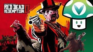 [Vinesauce] Vinny - Red Dead Redemption II (Part 1)