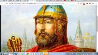 Расшифровка картины с Александром Невским 2