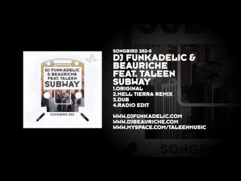 DJ Funkadelic & Beauriche featuring Taleen - Subway