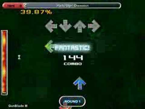 Stepmania - Obsession .Hack / Sign