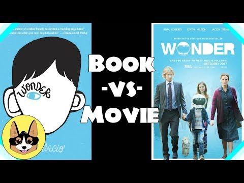 Wonder Book vs Movie