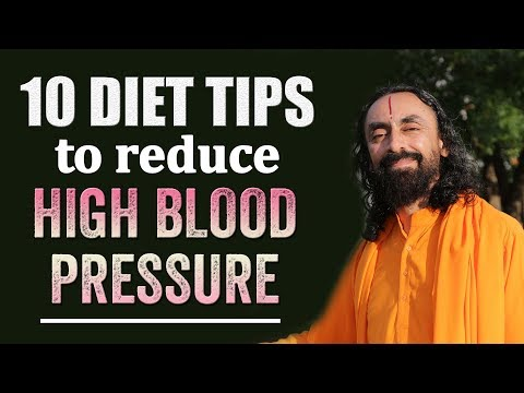 10 Diet Tips To Reduce Hypertension | High Blood Pressure | Swami Mukundananda
