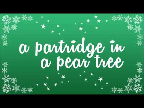A Partridge In A Pear Tree - Children's Christmas Songs & Stories - A Partridge In A Pear Tree - Children's Christmas Songs & Stories
