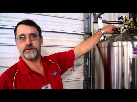 Chart Industries - Bulk CO2 Troubleshooting Excessive Tank Pressure