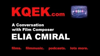 KQEK.com - Podcast with composer Elia Cmiral (November 6, 2014)