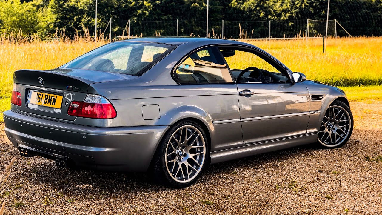 BMW E46 M3 >> Why Do I Love The Bmw E46 M3 Csl