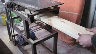 Как самому сделать деревообрабатывающий станок 182