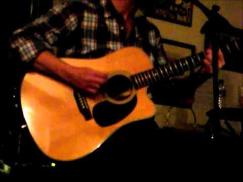 Pete Burrows Live @ The Ship Inn February 17  2013