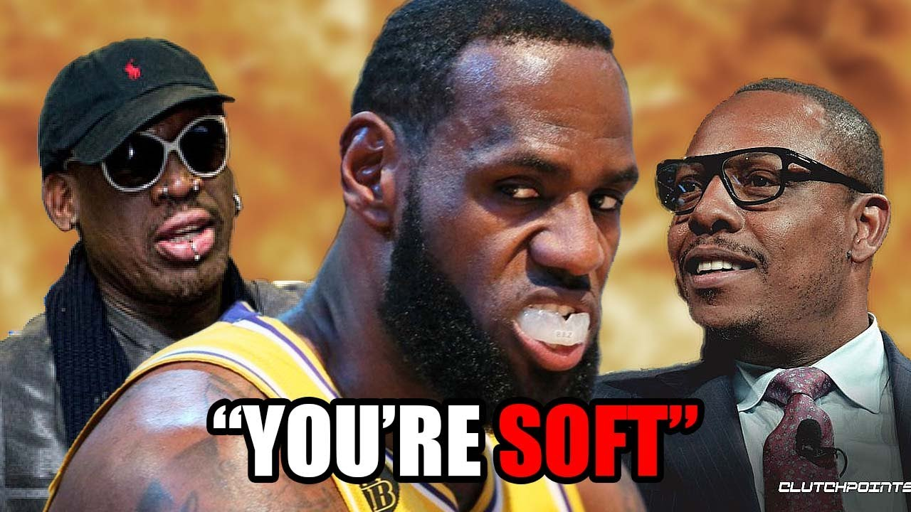 Download The REAL Reason Why Old NBA Players HATE LeBron James (Ft. Rule Changes)