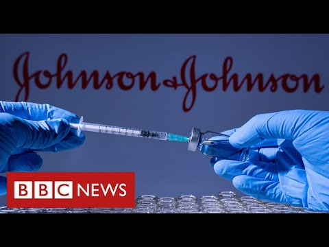 Johnson & Johnson vaccine delayed in Europe due to safety concerns - BBC News