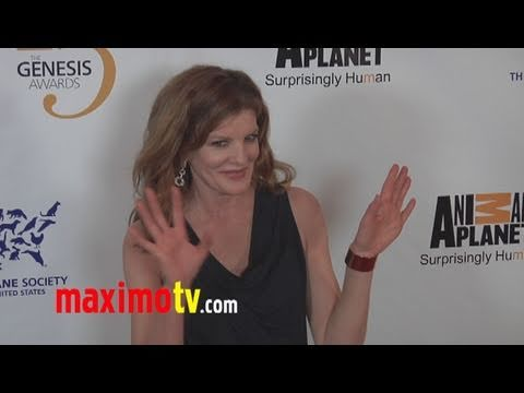 RENE RUSSO On The Red Carpet at 25th Annual GENESIS AWARDS