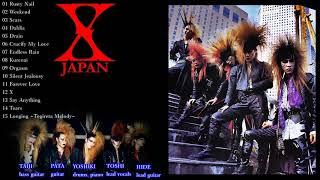 X JAPAN TOP SONGS