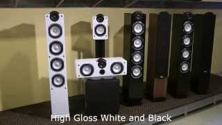 TAGA Harmony - the PLATINUM SLIM series speakers