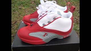 Reebok Allen Iverson Answer 4 Detailed Review w/ On Foot Review