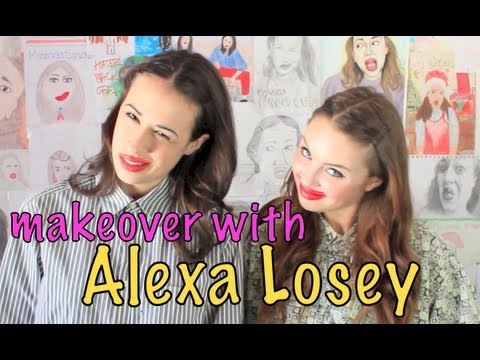 MIRANDA SINGS MAKEOVER w/ ALEXA LOSEY! from YouTube · Duration:  2 minutes 25 seconds