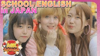 WHY JAPANESE CAN'T SPEAK ENGLISH: Asking Japanese girls and boys for their opinions