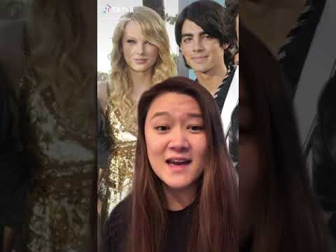 Taylor Swift and her past lovers 💔