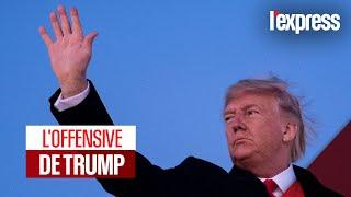 Trump met le feu aux poudres entre l'Iran et les États-Unis