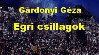 Gárdonyi Géza - Egri csillagok I. rész 1. fejezet / hangoskönyv