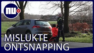 Politie houdt vier verdachten aan na mislukte ontsnappingspoging Zutphen | NU.nl