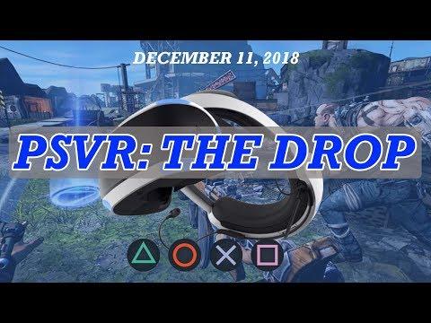 PSVR: THE DROP | Dec 11, 2018 | 8 New Releases! thumbnail