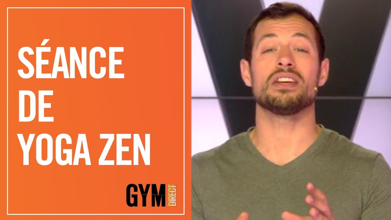 26 MINUTES DE YOGA ZEN - GYM DIRECT