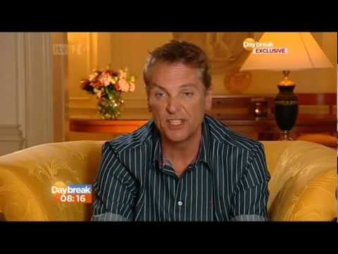 Brian Conley talks about why he left the Jungle - 2012