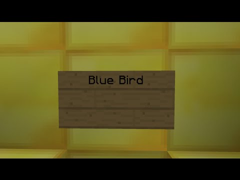 Naruto Noteblock Song - Blue Bird