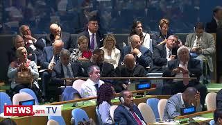 Սերժ Սարգսյանի ելույթը ՄԱԿ ի Գլխավոր վեհաժողովի 72 րդ նստաշրջանին