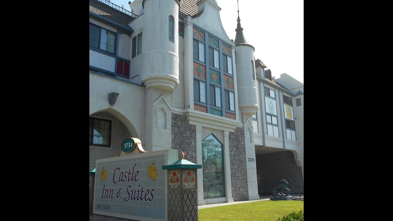 Castle Inn & Suites in Anaheim by Disneyland and California ...