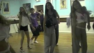 @DancinNickel Teen Hip Hop Class - Nicki Minaj | Gettin Paid