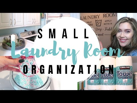 small-laundry-room-organization-for-2020!-how-to-organize-a-small-space-&-laundry-room-tips/radiate