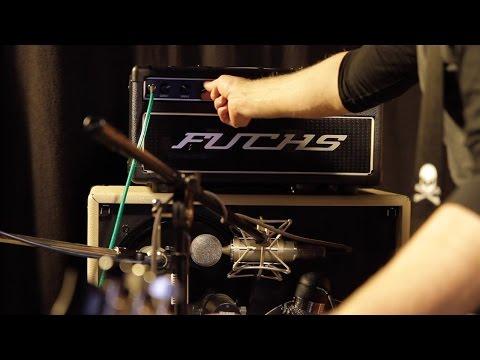 UAD Fuchs Train II Amplifier Plug-In by Brainworx