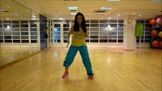 zumba with nikki donde estas by flex