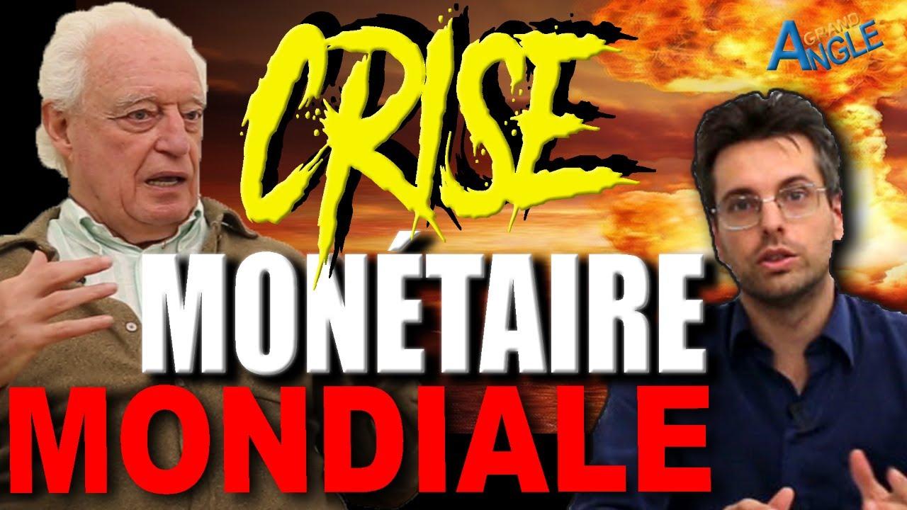 Crise Monétaire Internationale : Du JAMAIS VU, nous dit Charles Gave Où vont les dollars de la FED ?